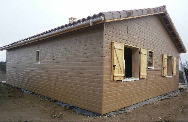 Autoconstruction maison ossature bois l 39 habis for Autoconstruction maison bois