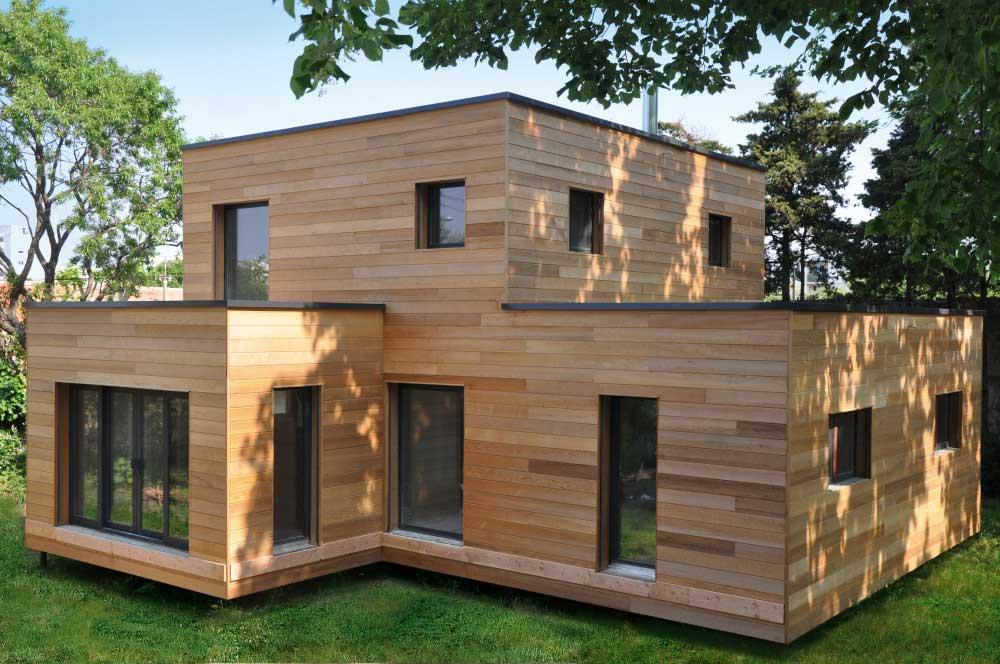une prix maison bois l 39 habis. Black Bedroom Furniture Sets. Home Design Ideas