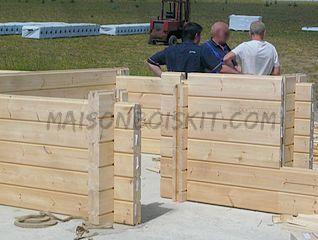 Construire sa maison en bois en kit l 39 habis for Auto construction maison