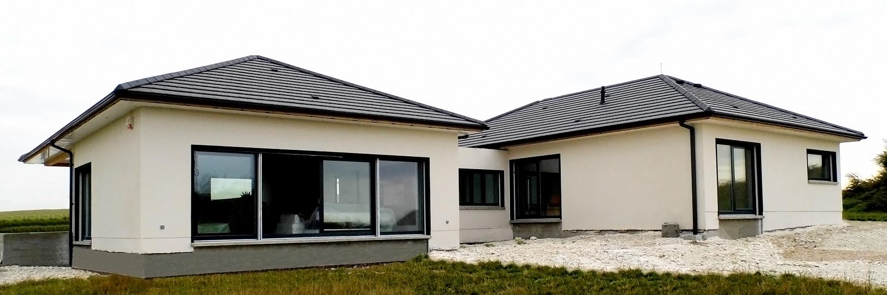maison ossature bois autoconstruction prix l 39 habis. Black Bedroom Furniture Sets. Home Design Ideas