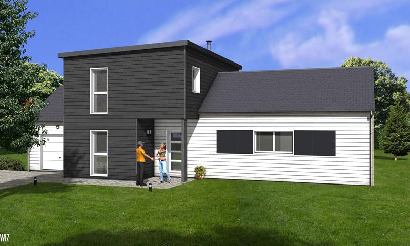 Une constructeur maison nc l 39 habis for Constructeur maison 64