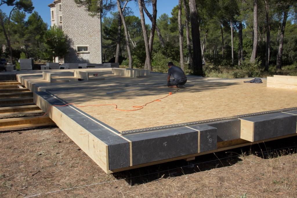 une construire sa maison passive l 39 habis. Black Bedroom Furniture Sets. Home Design Ideas