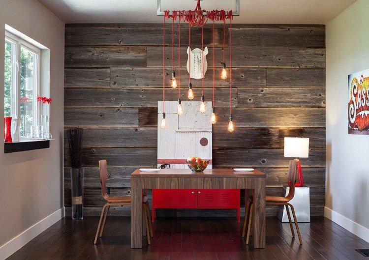 mur en bois intrieur decoratif - Bois Decoratif Pour Mur