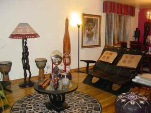 Chambre Style Africain Decoration - Maison Design - Isac.us