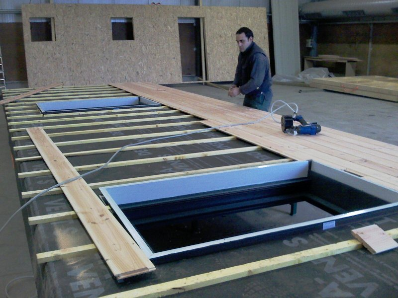 Ossature bois en kit l 39 habis for Fabricant maison bois