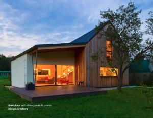 Chalet en bois habitable 100m2 en kit l 39 habis for Maison 90m2 prix