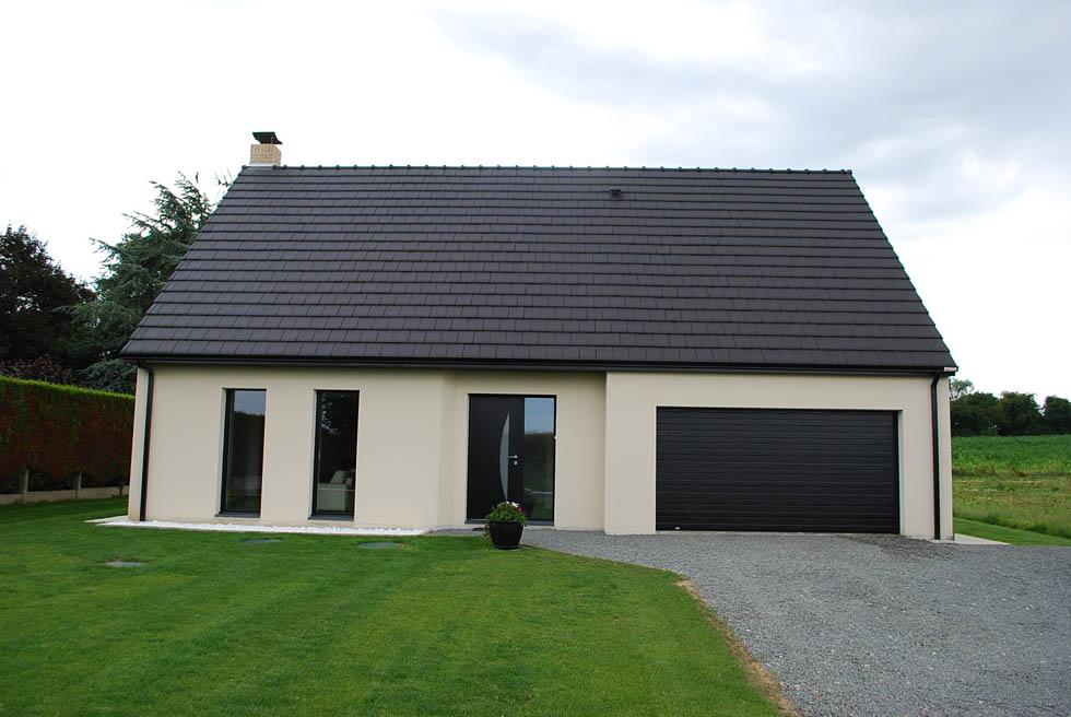 Une construction economique maison l 39 habis for Maison economique a construire