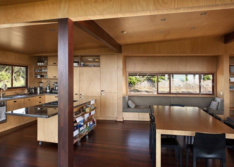 Deco maison bois interieur l 39 habis for Decoration objet interieur