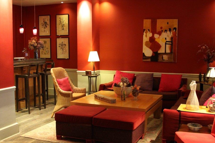 deco salon africain l 39 habis. Black Bedroom Furniture Sets. Home Design Ideas