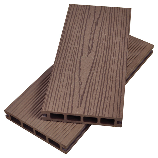 planche de composite pour patio l 39 habis. Black Bedroom Furniture Sets. Home Design Ideas