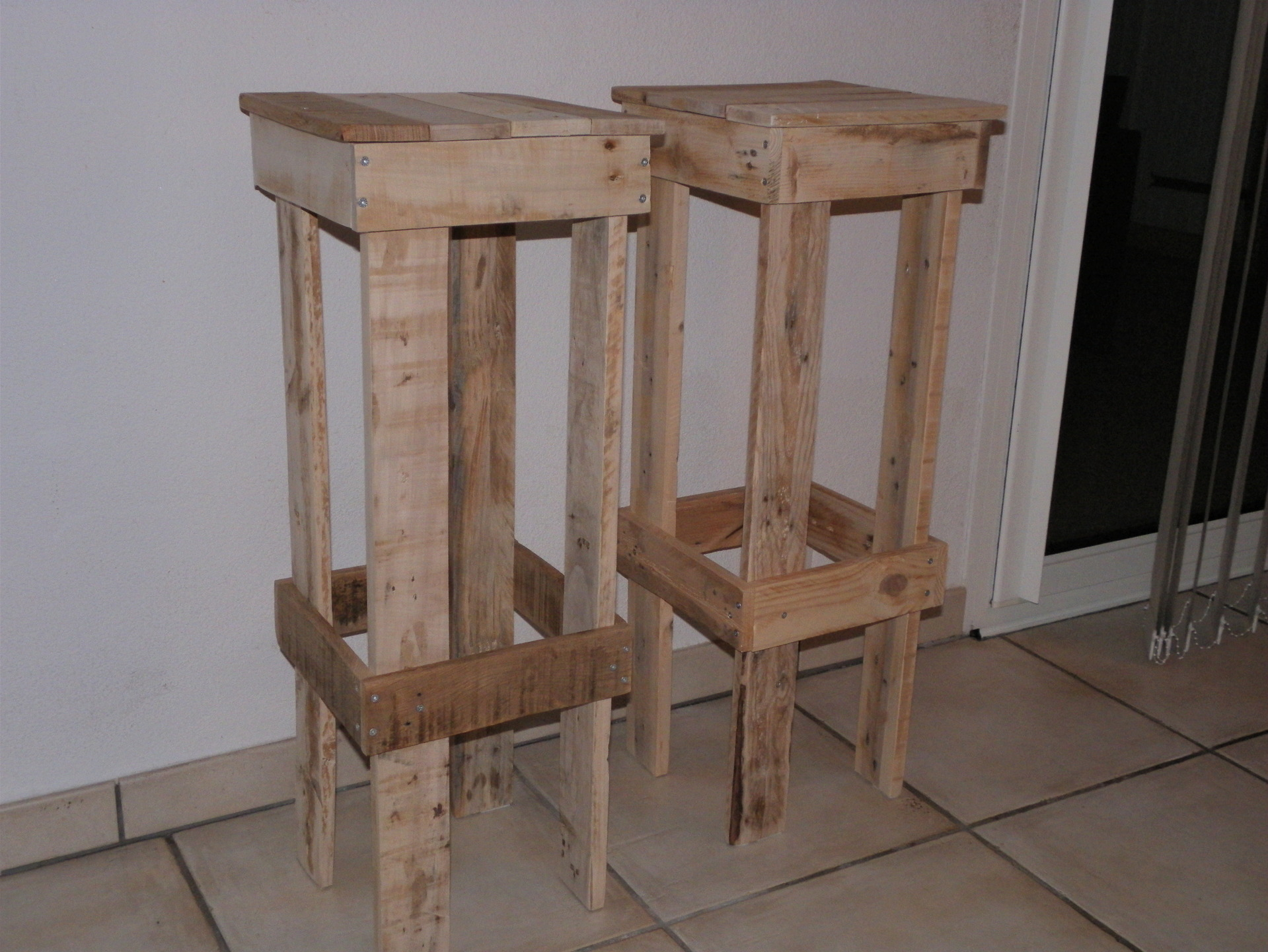 meuble fait en palette - l'habis
