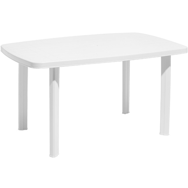 Table plastique jardin l 39 habis for Table de salon de jardin plastique