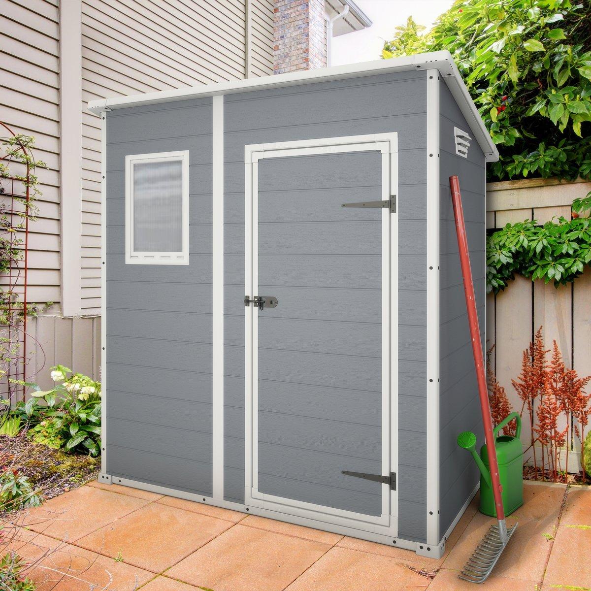 abri jardin petite taille l 39 habis. Black Bedroom Furniture Sets. Home Design Ideas