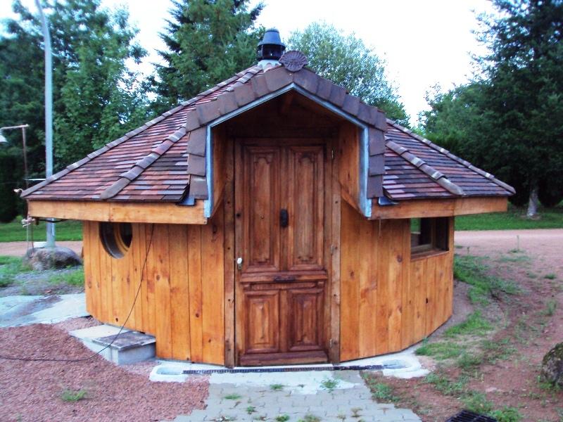 Achat cabane bois l 39 habis for Achat chalet bois