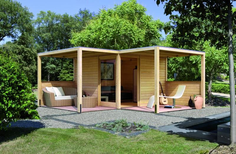 abri jardin ouvert l 39 habis. Black Bedroom Furniture Sets. Home Design Ideas