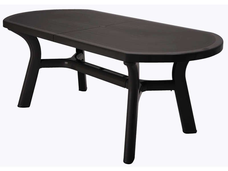 table et chaise de jardin pas cher en plastique l 39 habis. Black Bedroom Furniture Sets. Home Design Ideas