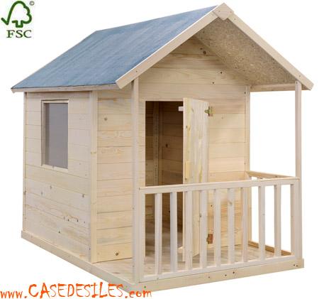 Cabane en bois pas cher l 39 habis - Cabane en bois de jardin pas cher ...