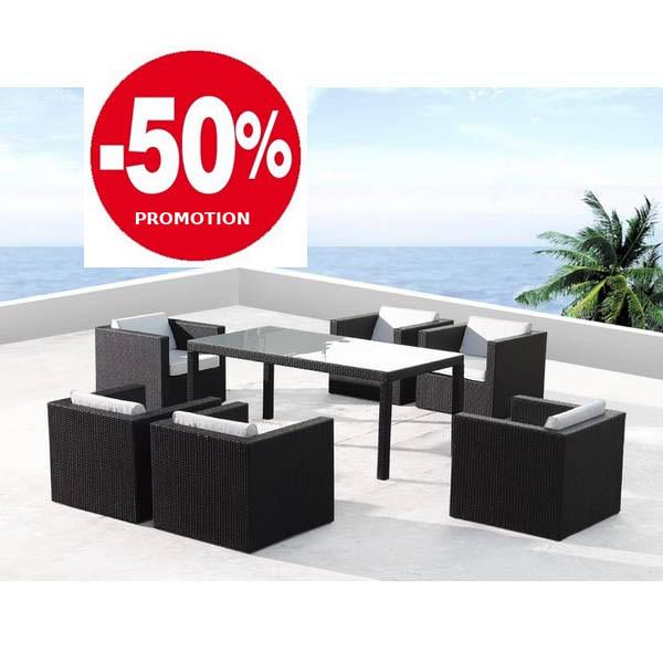 salon de jardin en solde l 39 habis. Black Bedroom Furniture Sets. Home Design Ideas