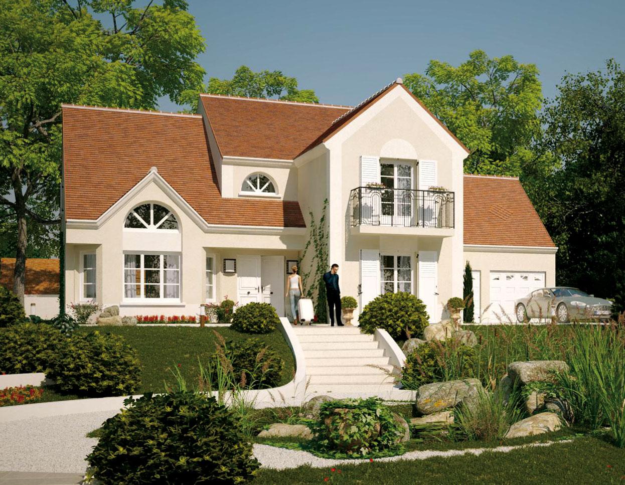 Modele maison a construire l 39 habis for Modele de maison a construire gratuit