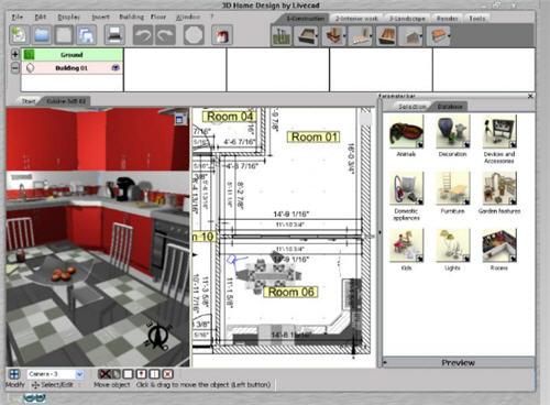 logiciel conception maison gratuit l 39 habis. Black Bedroom Furniture Sets. Home Design Ideas