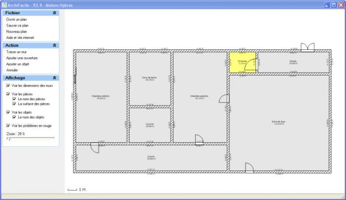 concevoir plan maison - Comment Faire Un Plan D Une Maison
