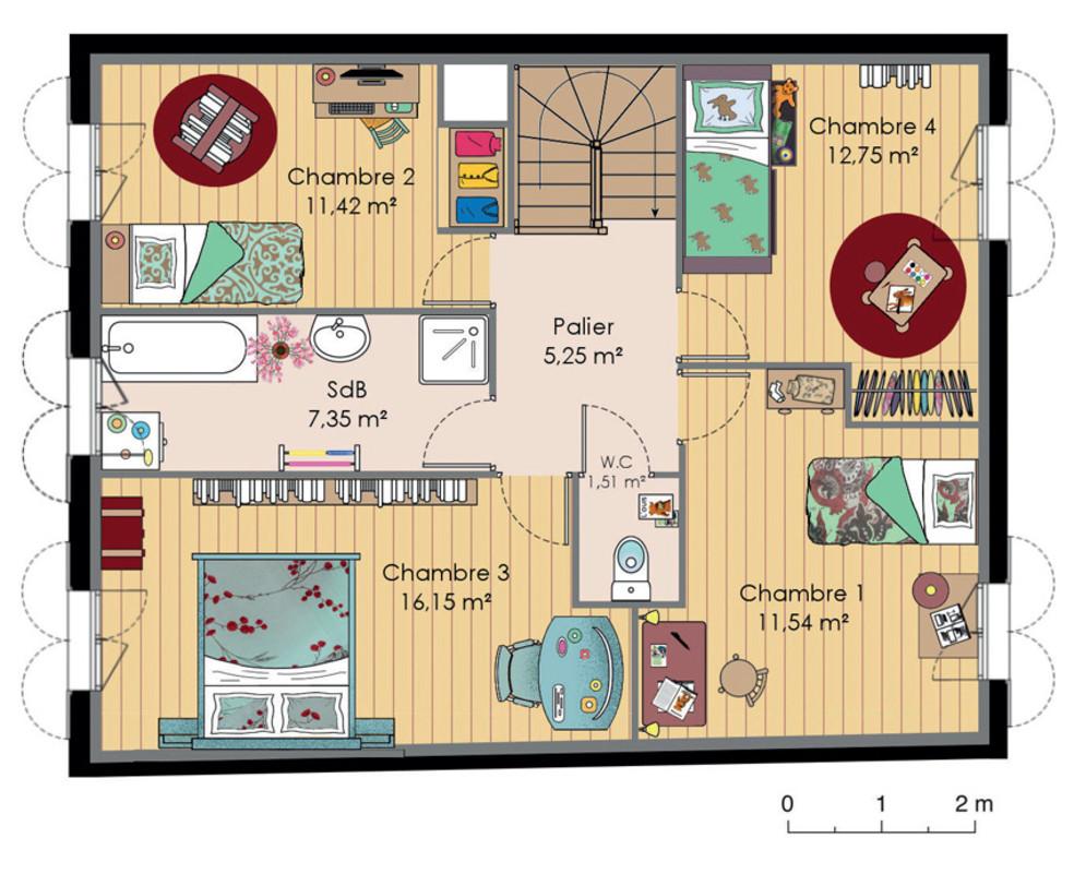 dessiner les plan de sa maison - Faire Les Plans De Sa Maison