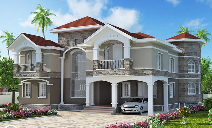 Dessiner Sa Maison Exterieur  LHabis