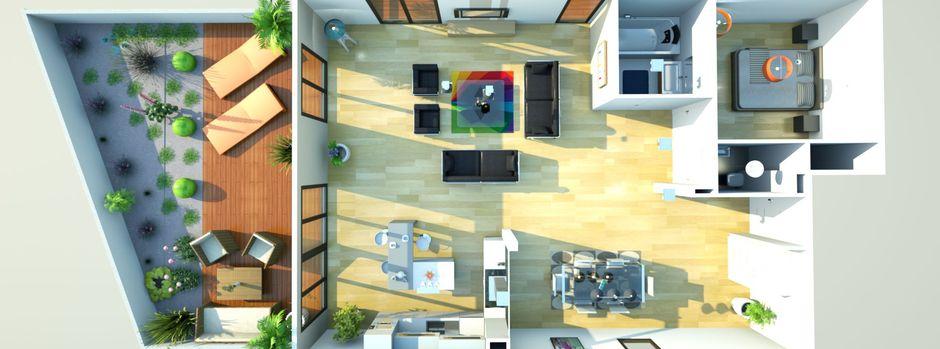 logiciel architecture interieur gratuit - l'habis - Logiciel Gratuit Architecture Interieure