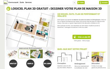 Site pour faire plan de maison l 39 habis for Sites web de plan de maison