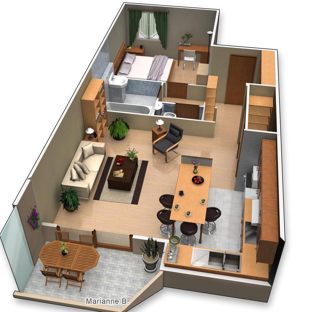 Logiciel dessin maison 3d gratuit francais l 39 habis - Logiciel architecture gratuit en francais ...