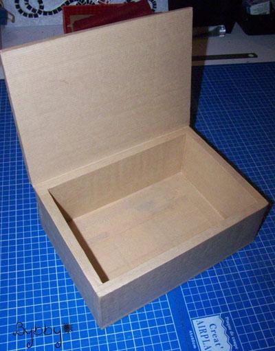 fabrication d une boite en bois l 39 habis. Black Bedroom Furniture Sets. Home Design Ideas