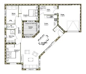 awesome plan maison ossature bois with logiciel ossature bois gratuit
