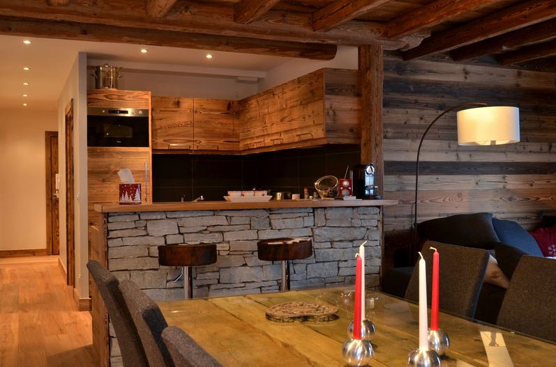 decoration interieur bois et pierre l 39 habis. Black Bedroom Furniture Sets. Home Design Ideas
