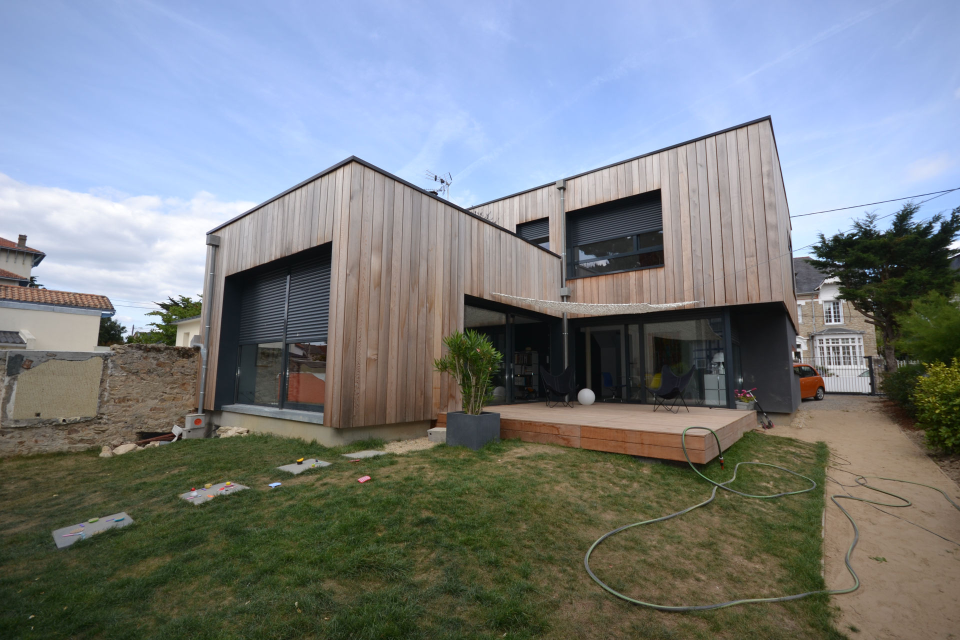 Une maison passive nantes l 39 habis - Salon maison passive 2017 ...