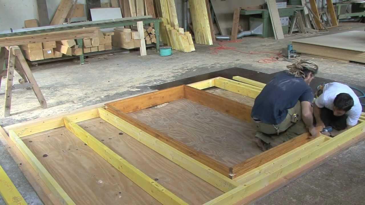 construire un chalet en bois l 39 habis. Black Bedroom Furniture Sets. Home Design Ideas