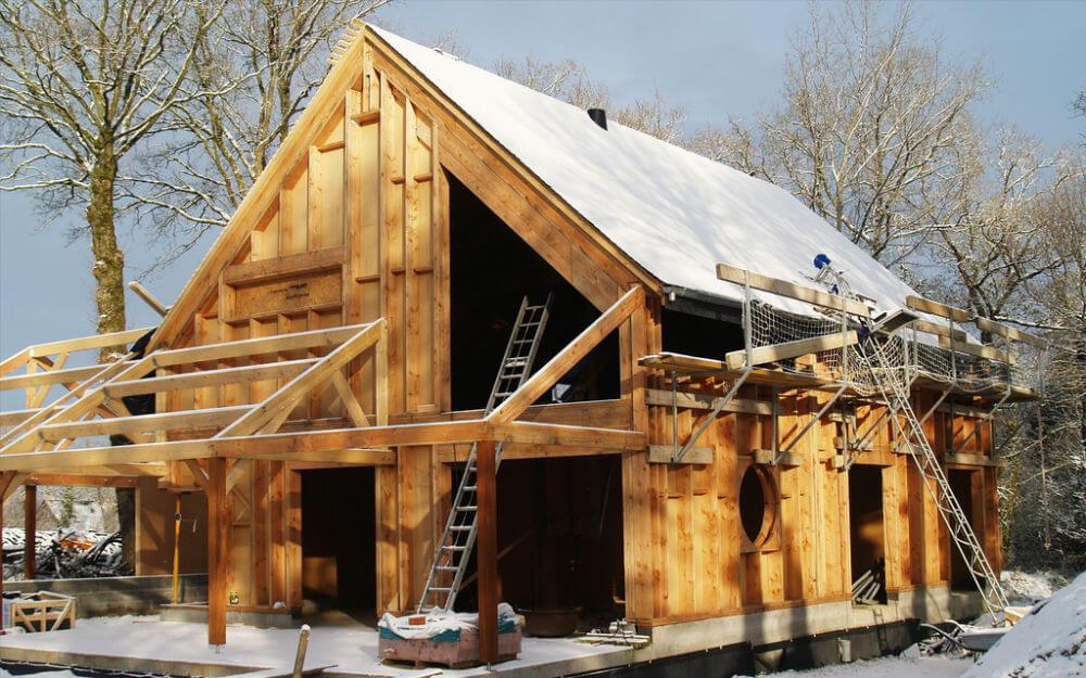 Prix maison en bois 100m2 avie home for Maison bois 100m2