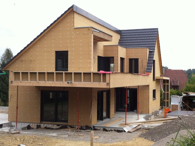 Constructeur maison bois alsace l 39 habis for Constructeur maison bois alsace