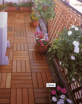 caillebotis bois exotique l 39 habis. Black Bedroom Furniture Sets. Home Design Ideas