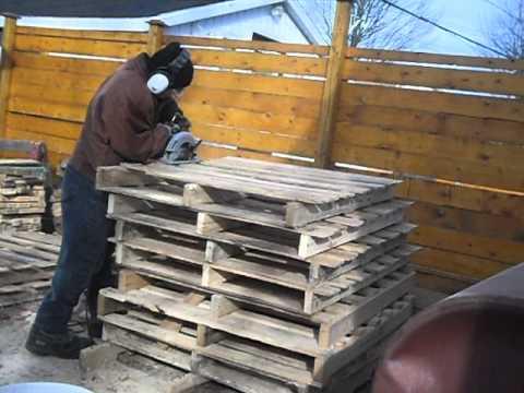ou trouver des palettes de bois l 39 habis