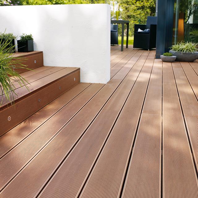 planche pour terrasse en composite l 39 habis. Black Bedroom Furniture Sets. Home Design Ideas