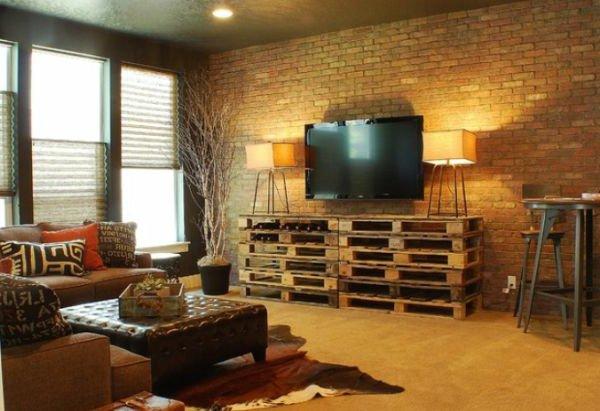achat meuble palette l 39 habis. Black Bedroom Furniture Sets. Home Design Ideas