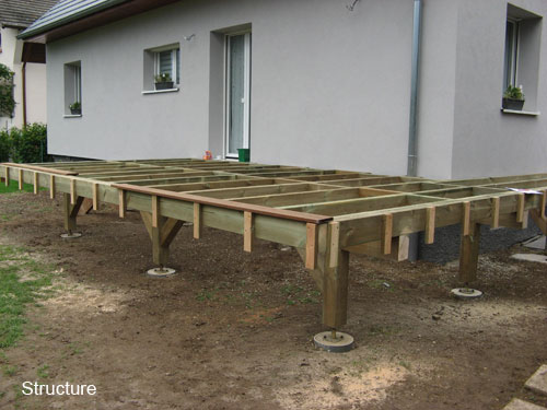 fabrication terrasse l 39 habis. Black Bedroom Furniture Sets. Home Design Ideas