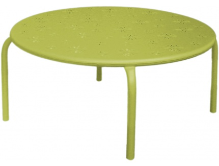 Table basse jardin metal - l\'Habis