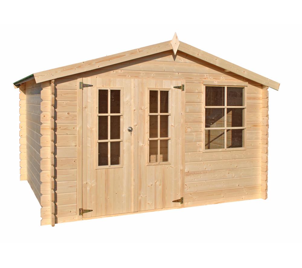 solde cabane de jardin l 39 habis. Black Bedroom Furniture Sets. Home Design Ideas