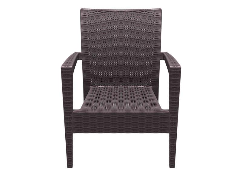 fauteuil jardin resine l 39 habis. Black Bedroom Furniture Sets. Home Design Ideas
