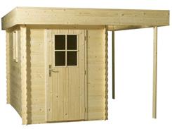 abri de jardin de moins de 5m2 l 39 habis. Black Bedroom Furniture Sets. Home Design Ideas