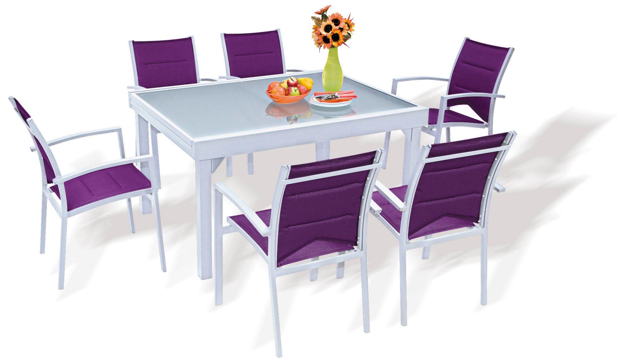 Table jardin leclerc - l\'Habis