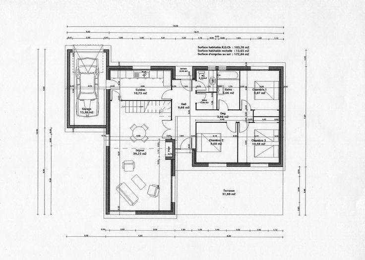 Exceptionnel Plan Maison Gratuit En Ligne